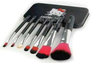 Make up Brush Hello Kitty Black