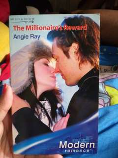 Mills and Boon The Millionaire's Reward