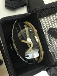 smith optics aegis echo bullet proof glasses
