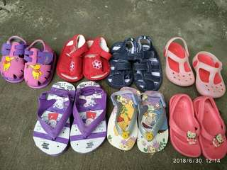 Toddlers shoes & slippers
