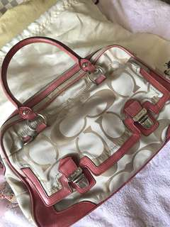 Coach 100% real。95%new