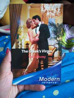 Mills and Boon The Greek's Virgin