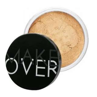 Make Over Translucent Powder Champagne