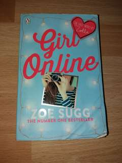 """Zoella's """"Girl Online"""""""