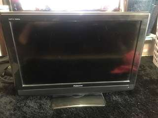 Panasonic 32 inch tv.