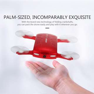 *BNIB* GoolRC T37 Wifi FPV HD Camera G-sensor Altitude Hold Foldable Mini Selfie RC Drone Quadcopter