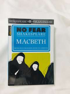 No Fear Shakespear MACBETH