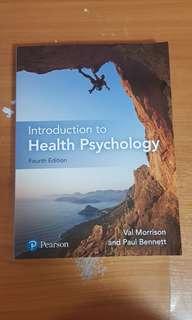 PY2104 JCU health psychology module textbook