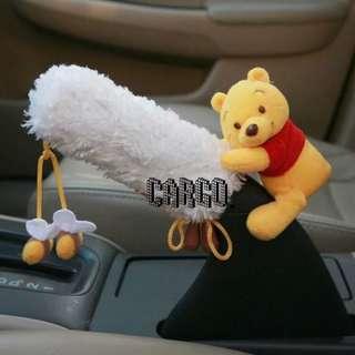全新現貨 維尼 小熊維尼 Winnie the pooh 剎車 手制 手制套