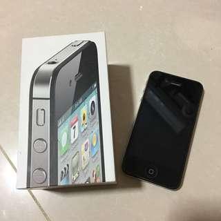 iPhone 4s 90% new 32g 9成新