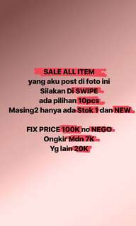 SALE All Item SWIPE foto ini‼️‼️