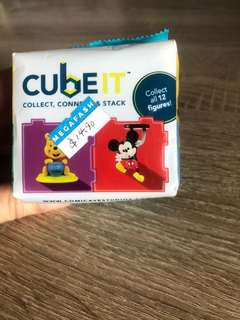 Cube Disney Buzzlight year