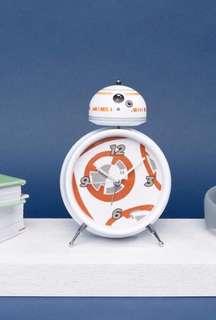 BB-8 Alarm Clock 星球大戰 鬧鐘