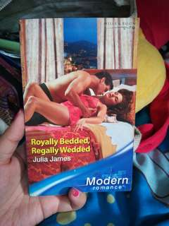 Mills and Boon Royally Bedded Regally Wedded