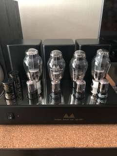 Antique Sound Lab AQ-1007 (300B tubes in push-pull)