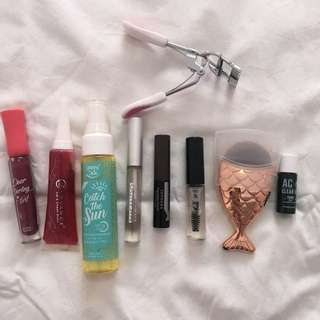 Sale! Makeup set 250 only! Read descriptions for details