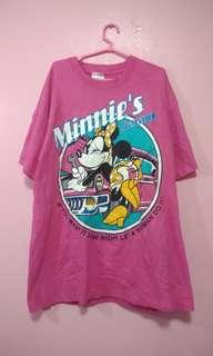 Vintage 90s Minnie Mouse