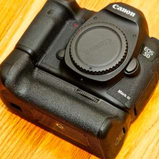 CANON 5DM3 | 5D Mark III | SHUTTER: 29022 | WITH BATTERY GRIP