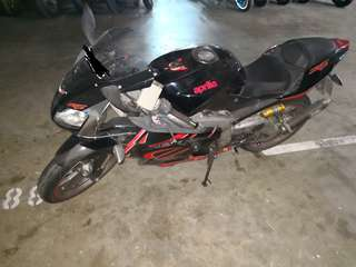 APRILIA RS125 FOR SALE