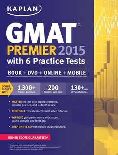 Kaplan GMAT 2015 Premier Test