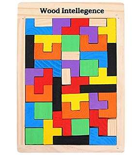Tetris Wood Intelligent