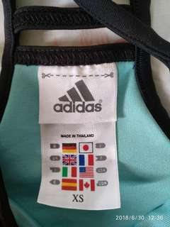 Adidas gym racer back (Authentic)