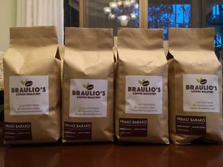 Premium Barako Coffee
