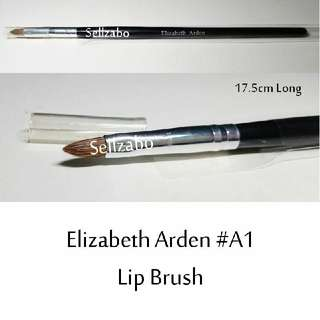 #A1 : Brush : Elizabeth Arden : Brushes : Liners : Lips : Lipsliner : Black Colour : Applicators : Face : Facial : Makeup : Cosmetics : Beauty : Tools : Sellzabo
