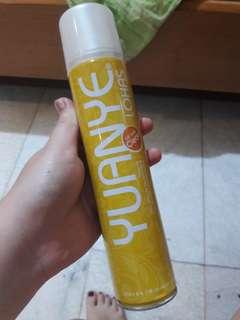 Yuanye lohas dry shampoo Sunshine Clear