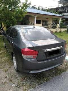 Honda City 1.5Vtec