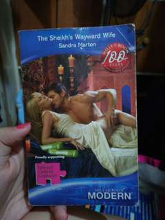 Mills and Boon The Sheikh's Wayward Wife