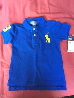 Authentic Ralph Lauren Polo shirt 24M