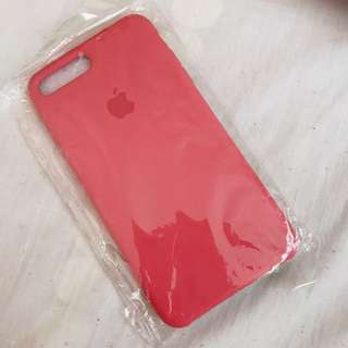 Silicon case for iphone 7+/8+