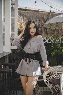 Sabrina Dress Kemeja