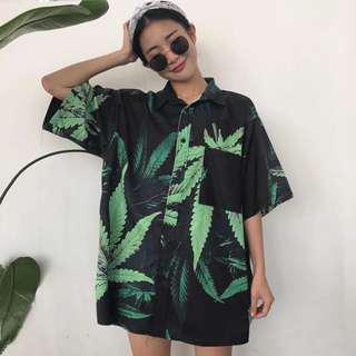 Tropical Styled Shirt