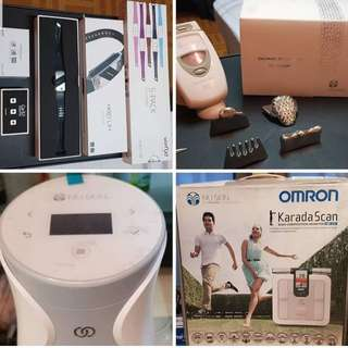 Assorted Health Gadgets