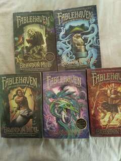 Fablehaven Book Series