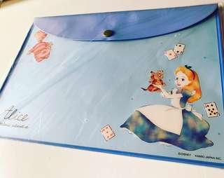 日本製 高質 Alice萬用袋