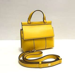 TB T-block mini satchel sz 17.5x13.5x6.5
