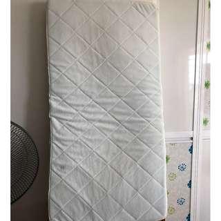 IKEA Vyssa vackert cot mattress
