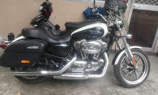 Harley Davidson 2015 Sporty 1200 cc