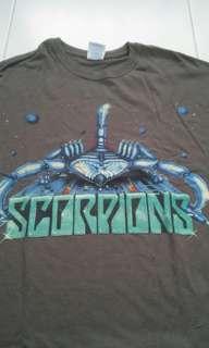 SCORPIONS.   tshirt