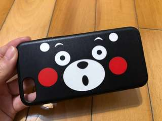 熊本熊 機殻 Iphone 7 IPhone 8 Kumamon