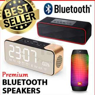 BEST SELLERS ★ MUSKY AWEI REMAX Wireless Portable High Powered Desktop Bluetooth HiFi Speakers