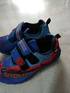 Spiderman shoe for boy