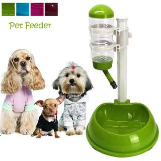 Pet Automatic Drinker/Feeder
