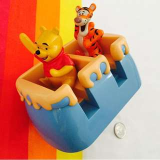 Winnie the Pooh and Tigger Ride