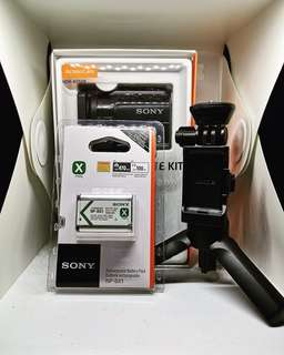 SONY AS50R ACTION CAM BUNDLE