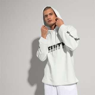 Fenty Puma Graphic Hoodie (White)
