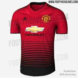 Jersey mu home new grade ori